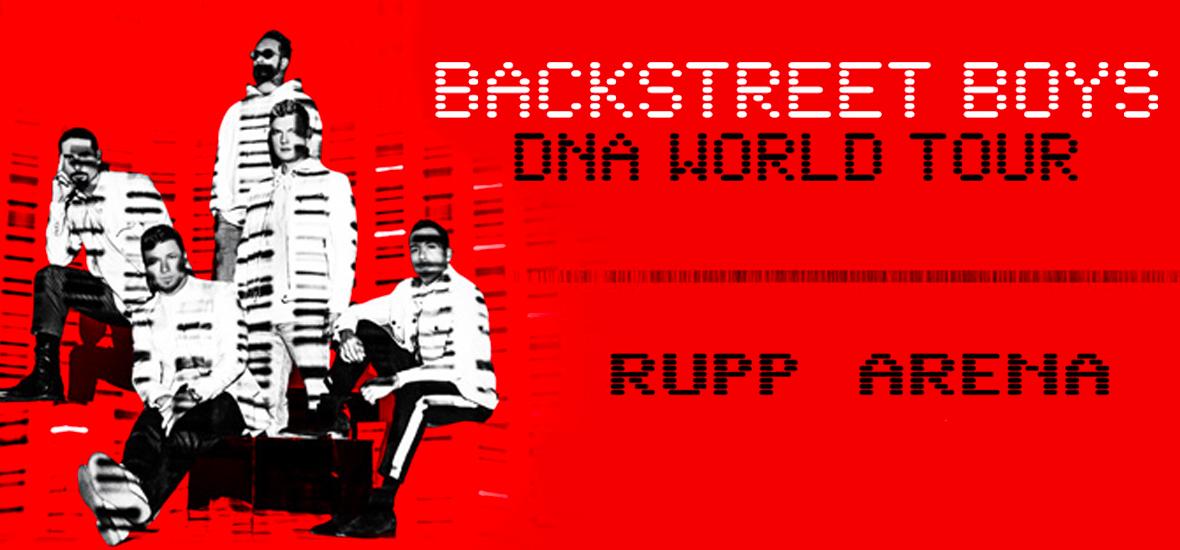 RESCHEDULED: Backstreet Boys