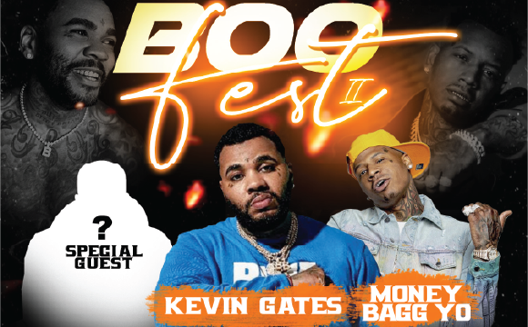 More Info for Boo Fest 2 featuring Kevin Gates and Friends