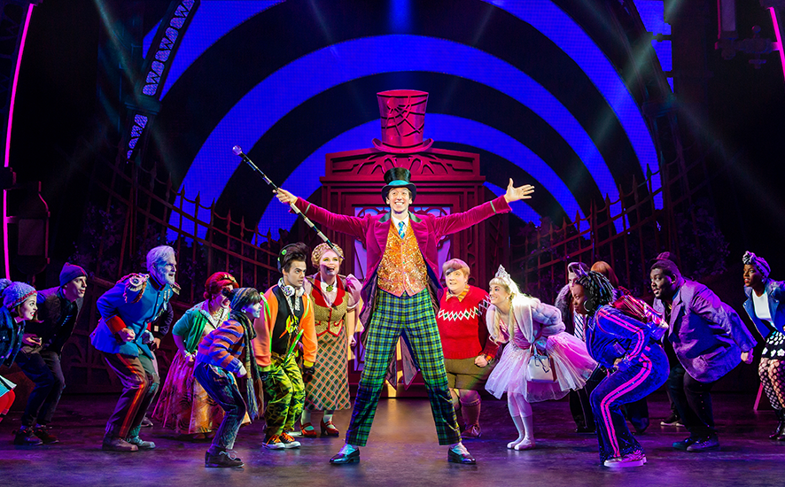 More Info for Roald Dahl's Charlie and the Chocolate Factory