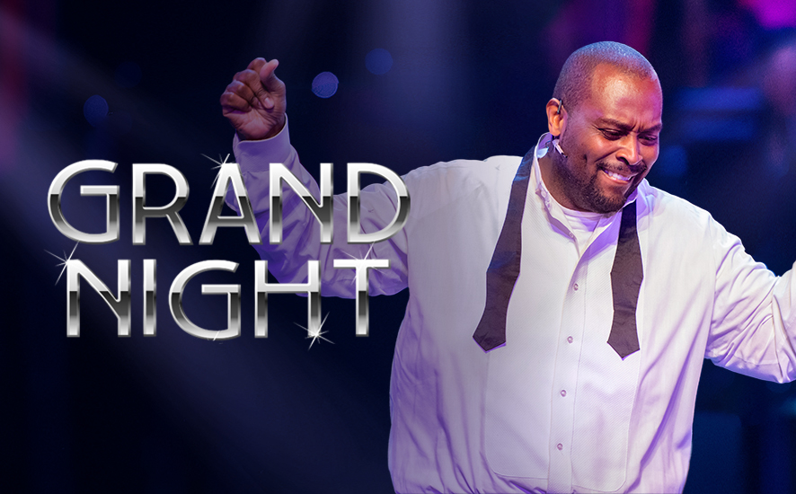 More Info for It's a Grand Night for Singing!