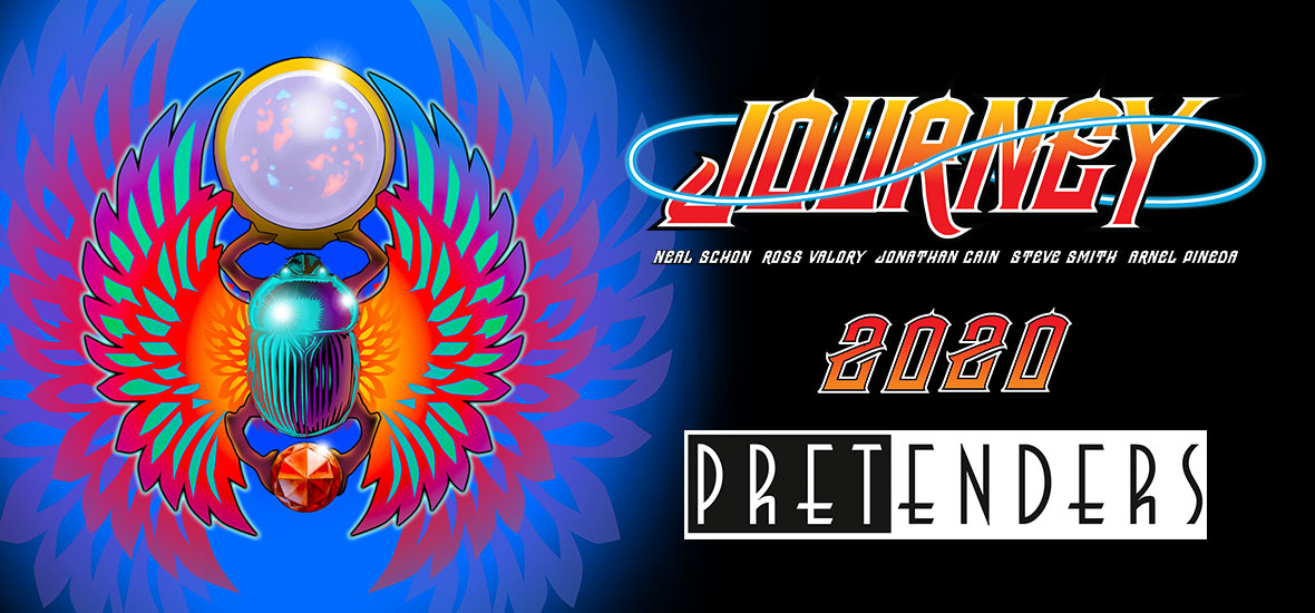 Journey With Pretenders (Cancelled)