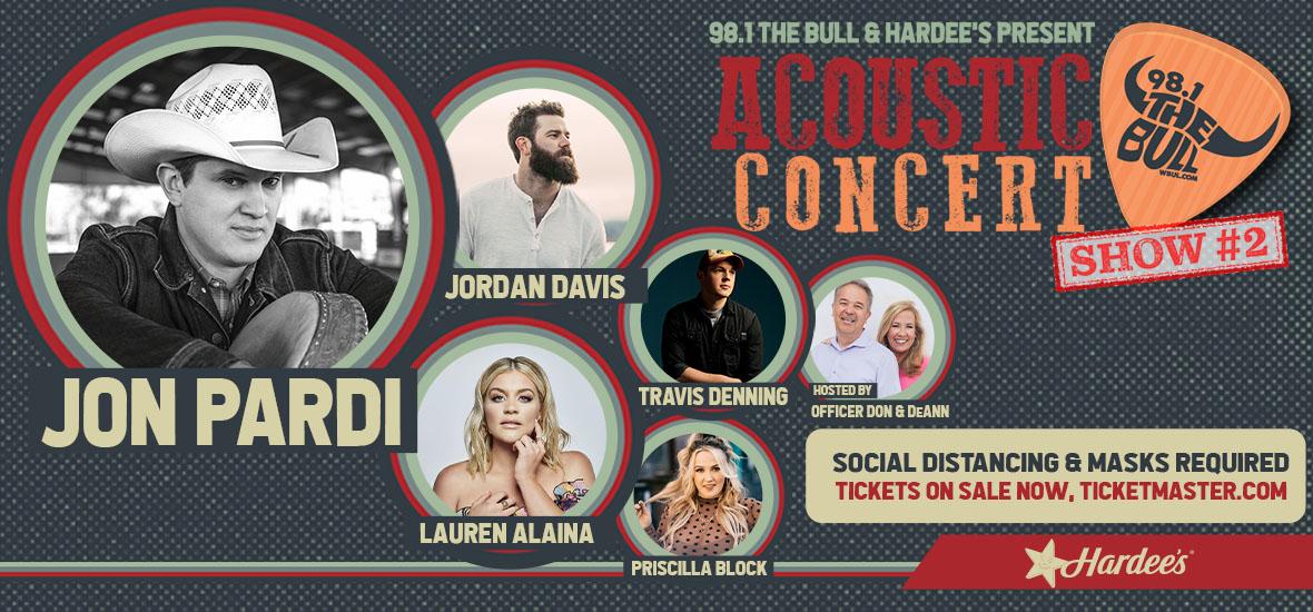 Acoustic Concert Show #2