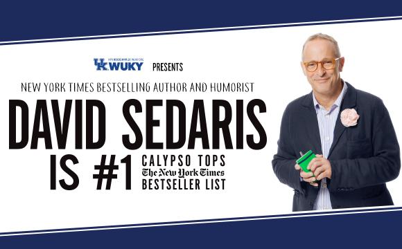 More Info for David Sedaris