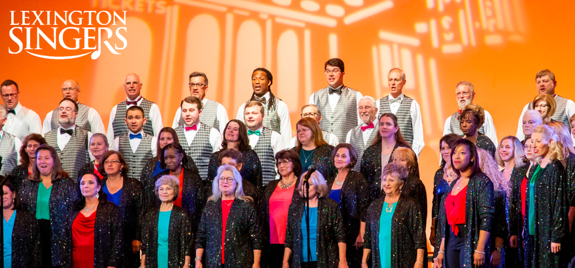 "Lexington Singers Presents ""A Brand New Day!"""