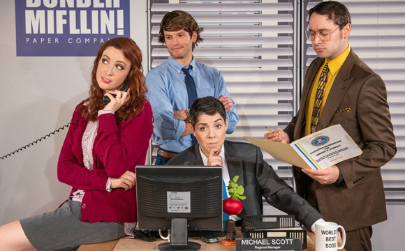 More Info for The Office! A Musical Parody