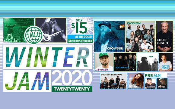 More Info for Winter Jam 2020