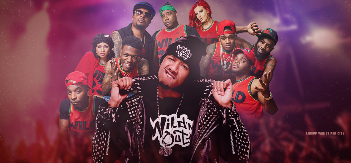 Nick Cannon Presents: Wild 'N Out (Canceled)