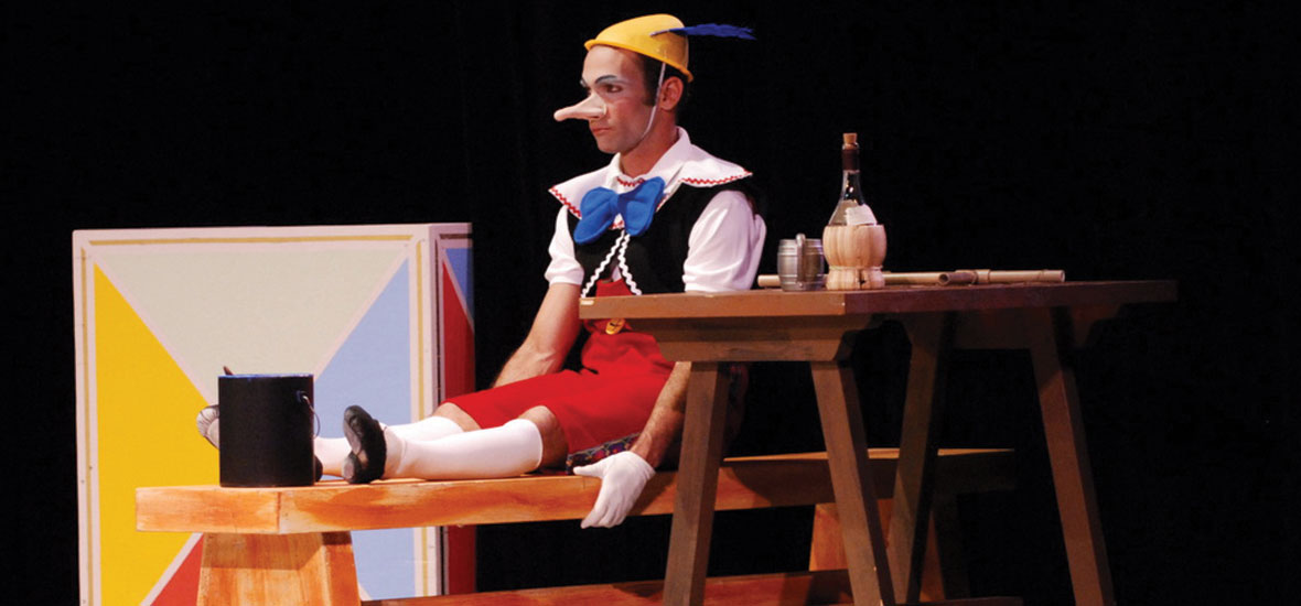 Kentucky Ballet Theatre presents Pinocchio