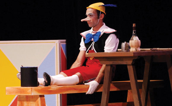 More Info for Kentucky Ballet theatre presents Pinocchio